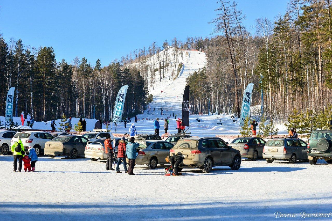 Первый Кубок главы города Снежинска по горнолыжному спорту...